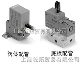 -SMC二位五通双电控电磁阀现货型号,VXP2380-40-4G