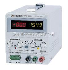 SPS-1820供应台湾固纬SPS-1820可调式开关直流电源