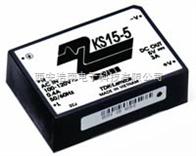 KS5-5 KS5-12 KS10-5 KS10-12 KS15-5 KS15-12KS系列开关电源模块47~440Hz