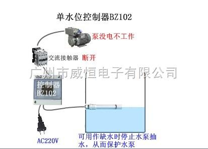 车库排水水位自动控制