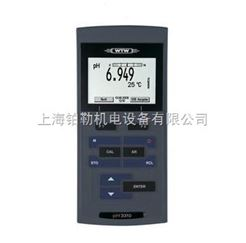WTW pH3310手持式PH/mV测试仪