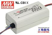 LED防水电源APV-16-15什邡明纬电源销售