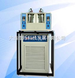冷冻机油絮凝点测定仪 絮凝点检定槽