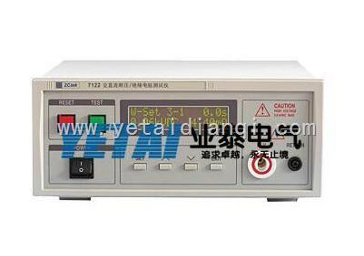 df7110-程控耐电压测试仪-上海业泰电气有限公司