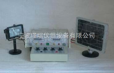 硅光电池基本特性实验仪