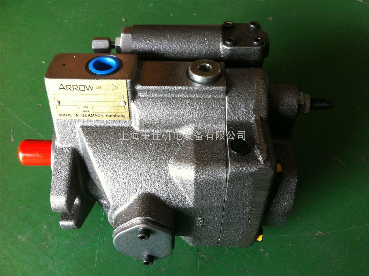 控制器parker派克柱塞泵pv092r1k1t1nfws压力补偿