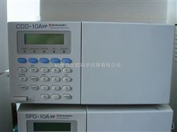 CDD-10Avp二手液相岛津电导检测器