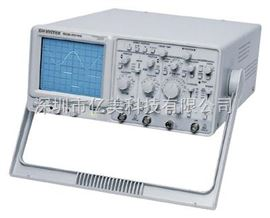 GOS653G中国台湾固纬GOS653G模拟示波器全新原装