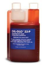 油基流体系统用检漏剂