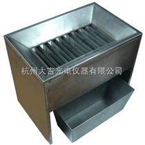不銹鋼橫格式分樣器