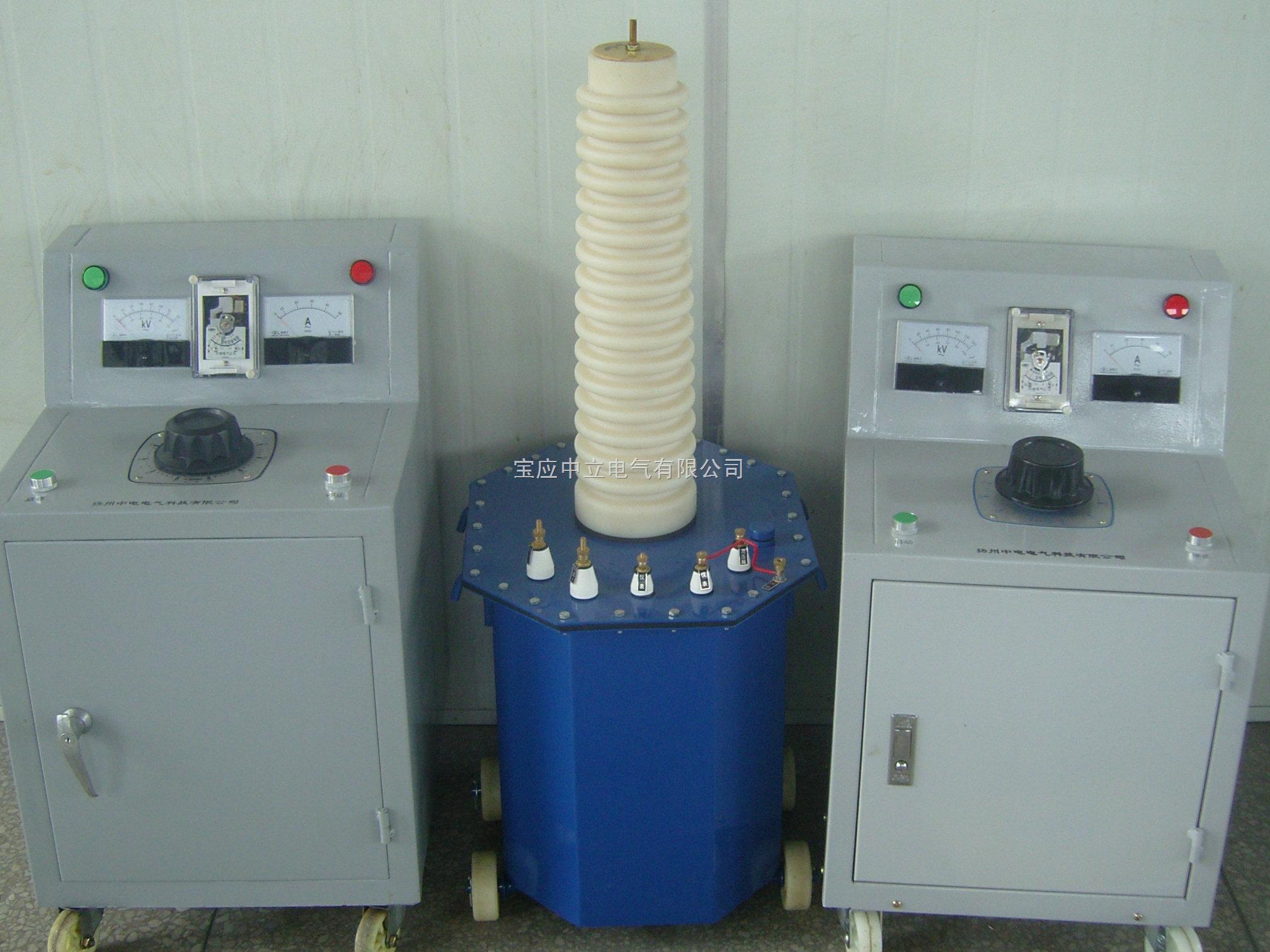试验变压器yd-宝应中立电气有限公司