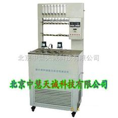 半自动柴油氧化安定性测定仪/馏分燃料油氧化安定性测定仪HKY-175