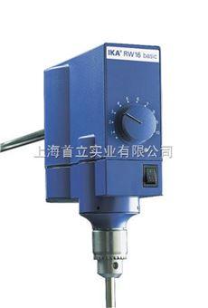 IKA RW 16 基本型顶置式电子搅拌器
