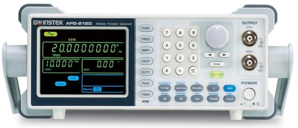 固纬任意波形发生器afg-3081