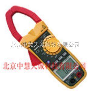 真有效值交直流钳形电流表 型号:QBYH336