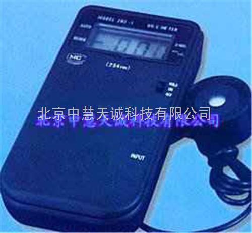 自动量程紫外幅射照度计 型号:DCDS-1