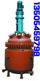 烟台搪玻璃反应釜  电加热反应釜 不锈钢反应釜