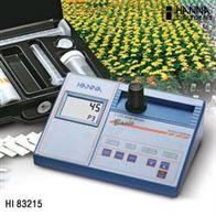 HI83215多参数水质快速测定仪