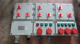 BXX-2/100防爆动力检修箱ExdIIBT6