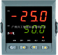 NHR-5330C智能PID调节器NHR-5330C-14/27-0/0/2/Y1/X-A