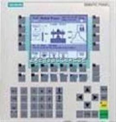西门子OP77B按键屏有显示无背光维修