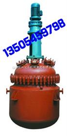 供应搪瓷电加热反应釜、搪瓷反应罐报价