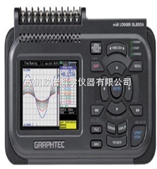 日图GRAPHTEC温湿度记录仪