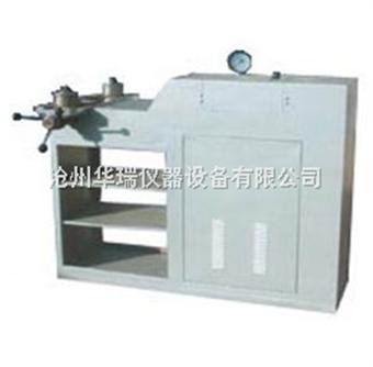 QE-160型液压钢筋弯曲试验机使用说明