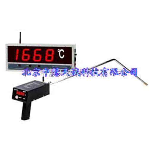 线式大屏幕熔炼测温仪 型号:SW660
