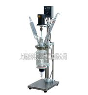 S212-2L雙層玻璃反應釜供應商