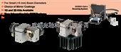 小光束直徑檢流計振鏡系統
