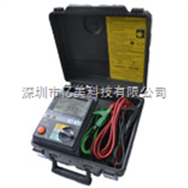MODEL 3125日本共立MODEL 3125絕緣電阻測試儀