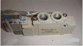 SY5120-5DD-015通先导式电磁阀