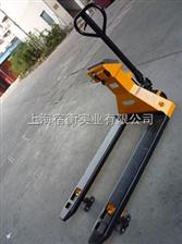 上海XK3150(W)叉车秤,带RS232接口叉车秤