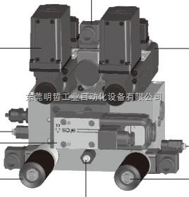 一级代理ATOS折弯机液压系统