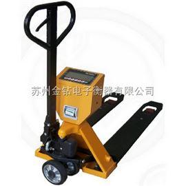 CBY-DF 2.5手动式液压叉车秤1