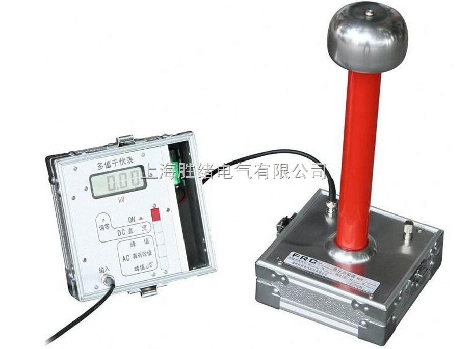 高压脉冲阻容分压器