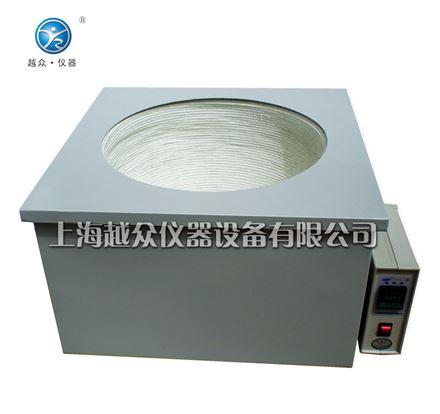 反应釜用可放料电加热套