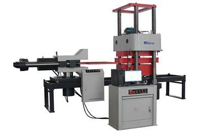 YJW-5000微機控制電液伺服壓剪試驗機