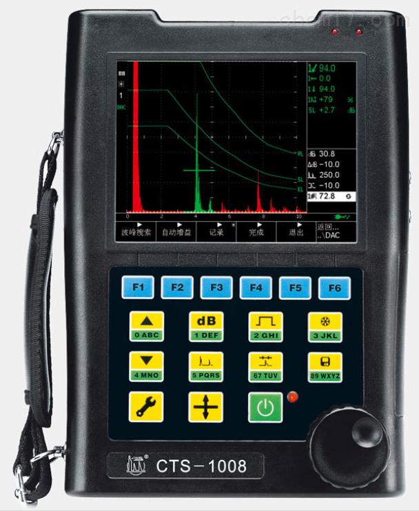 cts-1008便携式超声波探伤仪采用先进的电路设计