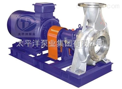 IHW80-160卧式不锈钢离心化工泵