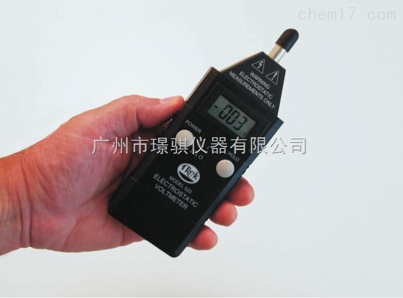 美国原装TREK-520手持式静电测试仪