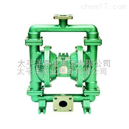 QBY-P不锈钢气动隔膜泵
