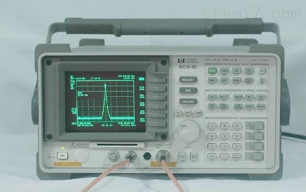 新到货/hp8594e/agilent 8594e频谱分析仪(可带跟踪源