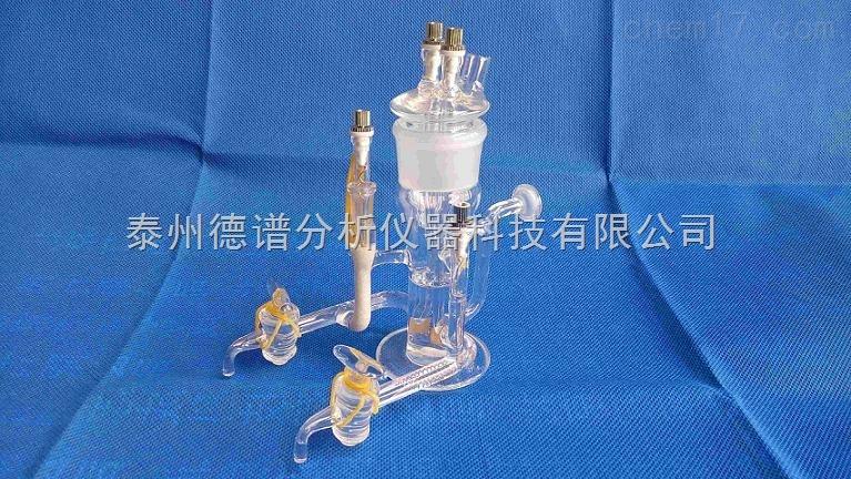 库仑氯电解池(微库仑法)