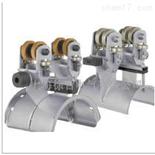 GHC-Ⅰ10#工字钢电缆传导滑车上海徐吉电气 工字钢电缆传导滑车