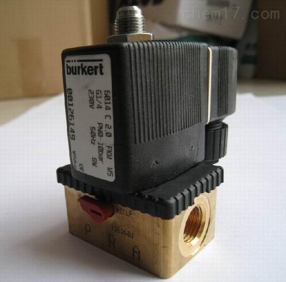 BURKERT宝德电磁阀哪里有现货
