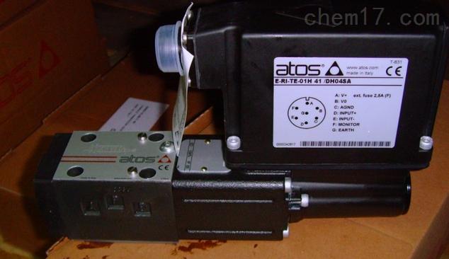ATOS阿托斯放大器一级代理
