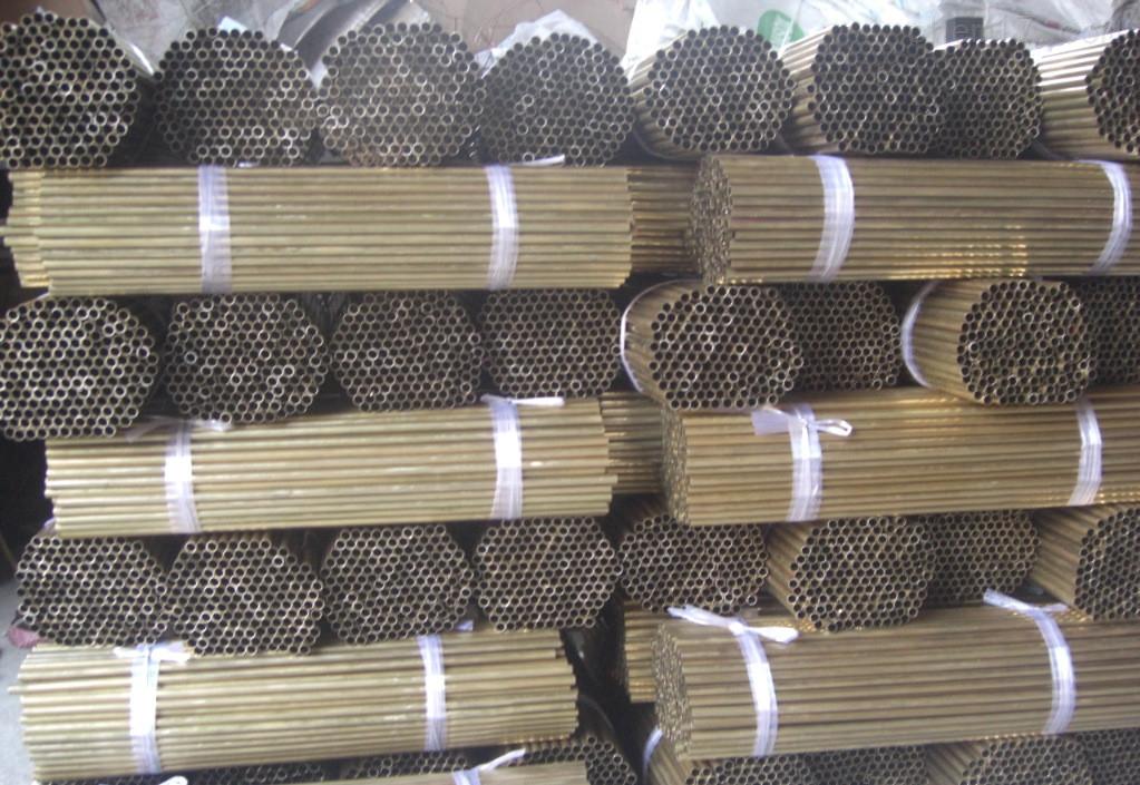 辽阳70-1冷凝器黄铜管,船舶用Hsn70-1A锡黄铜管价格