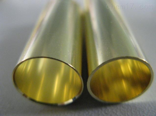 通化冷凝器用黄铜管,换热器用H68黄铜管价格